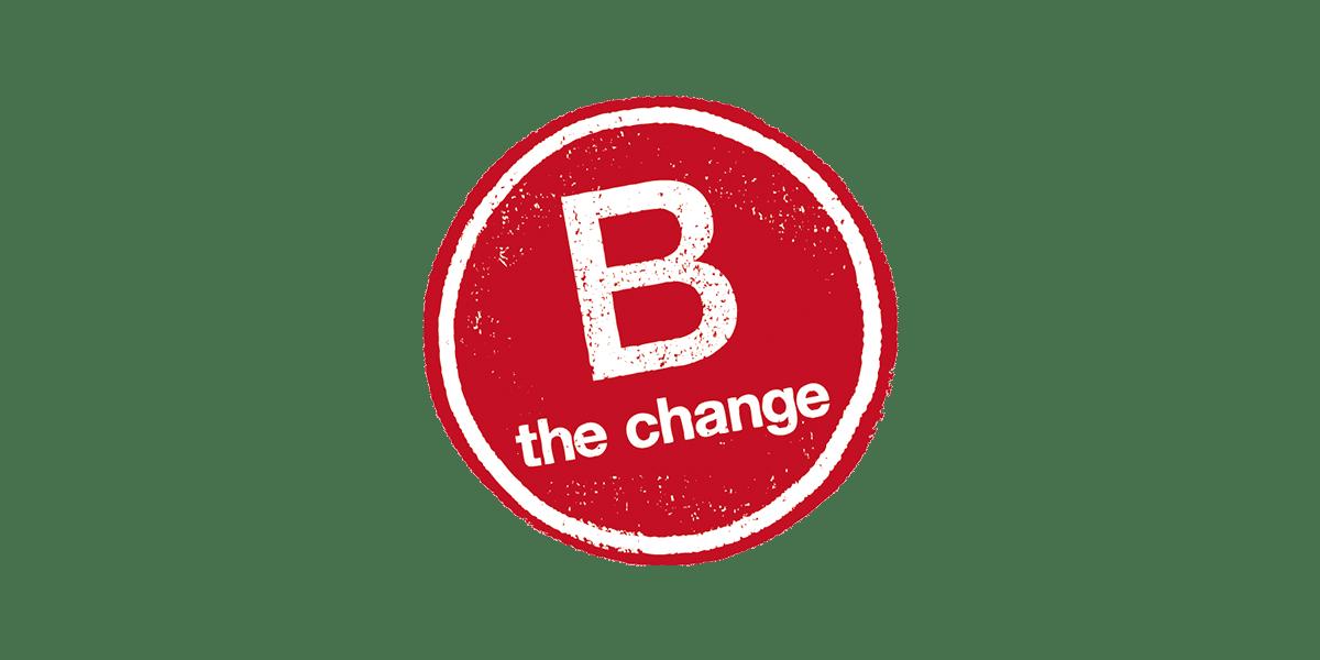 entreprises engagées - Logo - B the Change