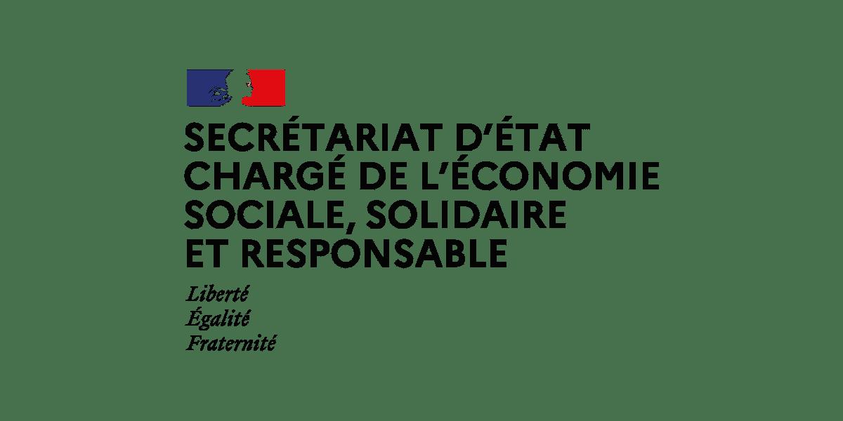entreprises engagées - Logo - Secrétariat d'état chargé de l'économie sociale, solidaire et responsable