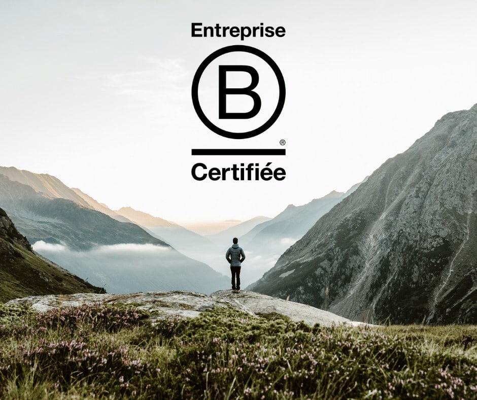 Liste des entreprises françaises certifiées B Corp