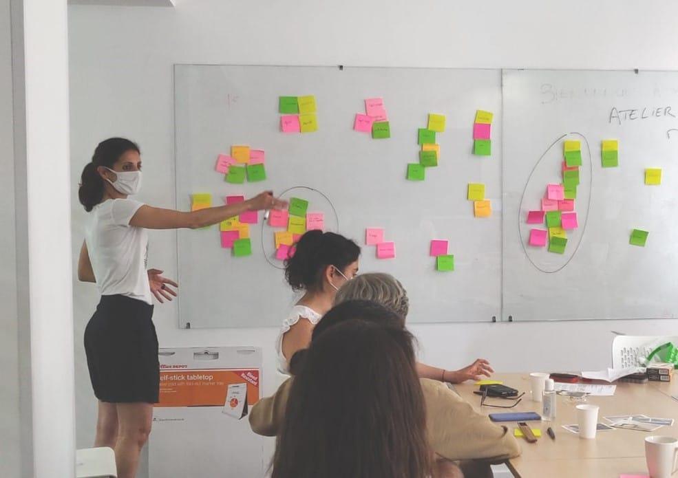 Atelier collaborateurs créer des liens fédérer les équipes avec du sens