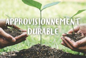 Approvisionnement durable EcoVadis évaluation RSE